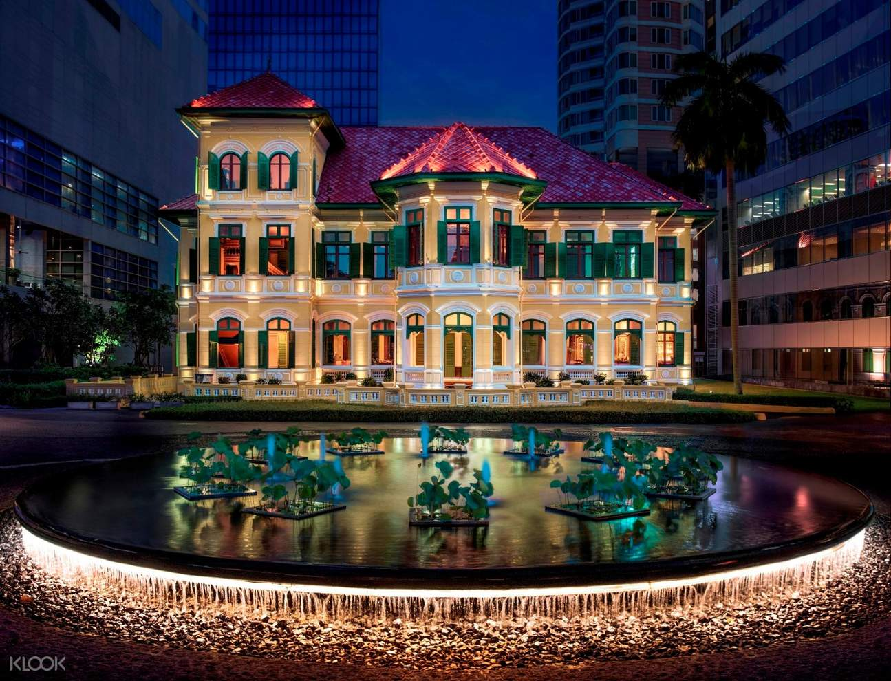the house on sathorn at w bangkok